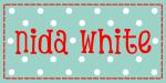NIDA WHITE-LOGO