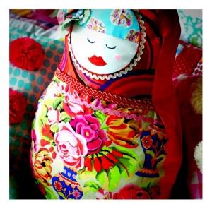 ตุ๊กตา Masha สีสวยของเรา